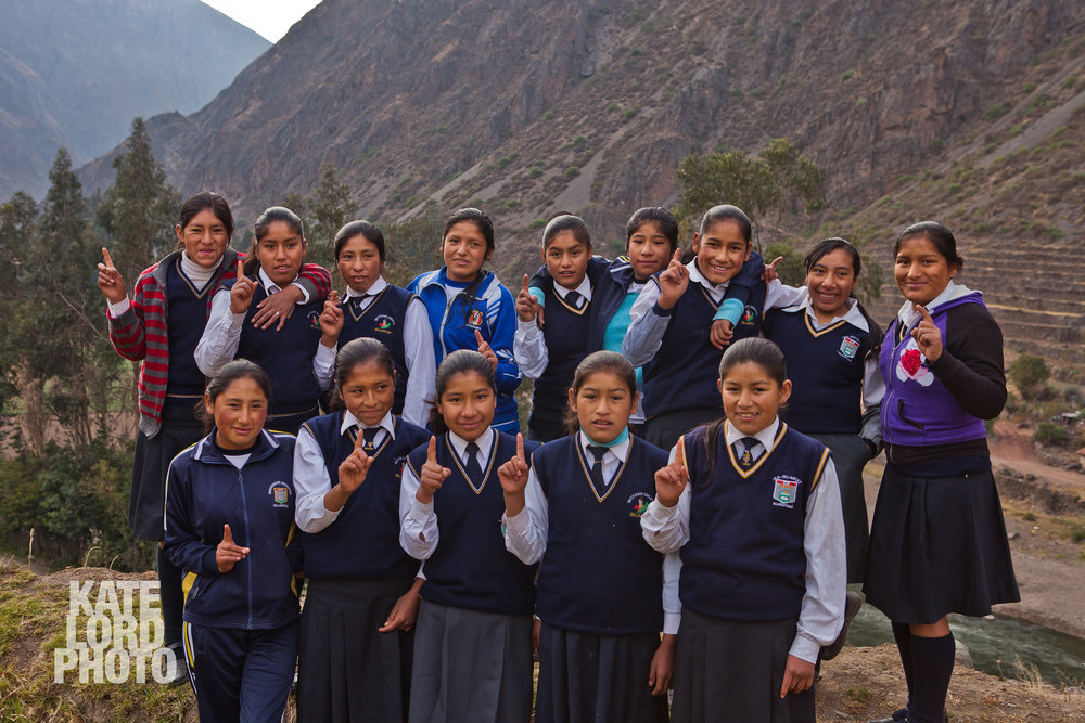 Photo courtesy of the Sacred Valley Project.