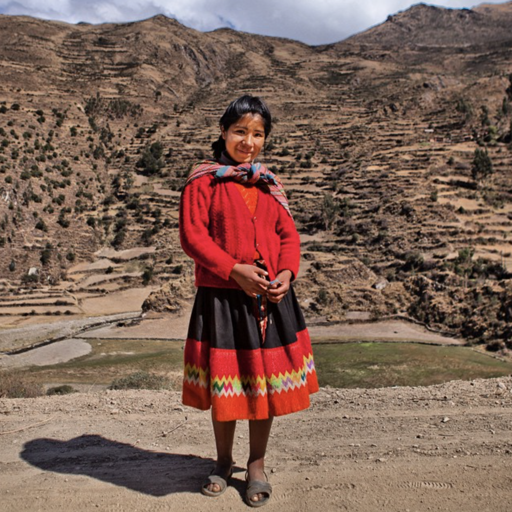 Photo: Kate Lord for Sacred Valley Project