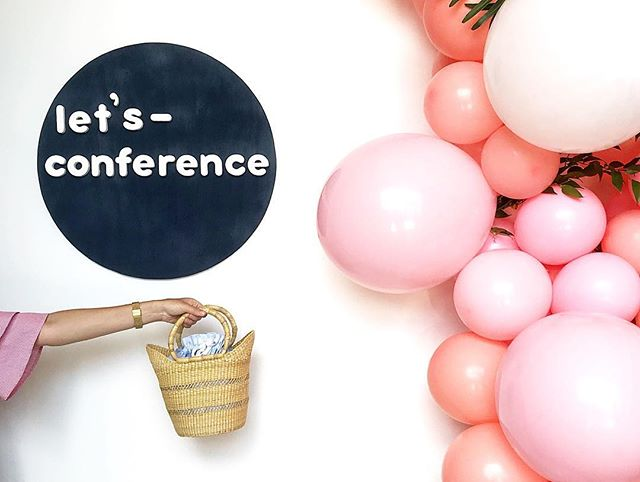 Best Sunday Ever with 200+ creative women of Atlanta. @letsconference @atlgirlgang @yoursocialteam #letsconference #bestsundayever #weloveatl