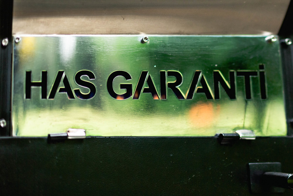 The roaster - 10kg Has Garanti