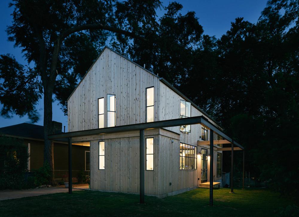 Garden Street   Austin, TX   Pavonetti Architecture