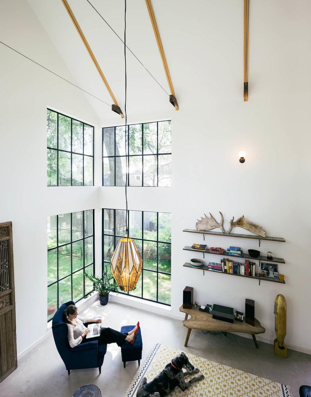Garden Street Residence Austin, TX Pavonetti Architecture