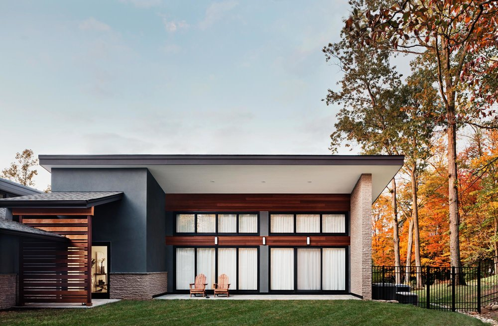 Wood Road Tenafly, NY Z+ Architects