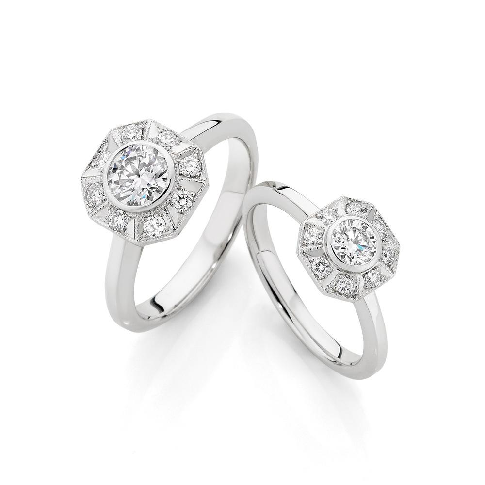 Tatiana Engagment Rings
