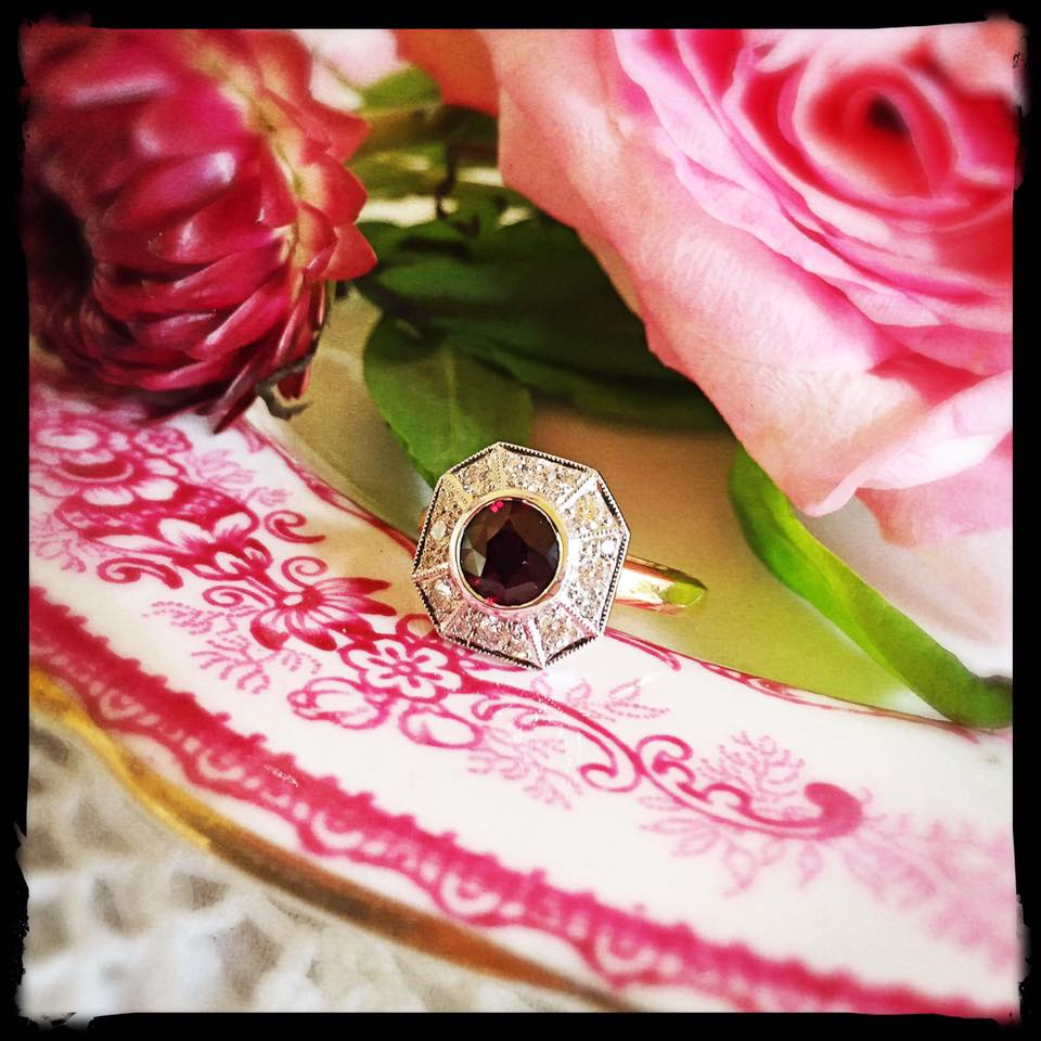 For The Love Of Ruby — VICTORIA BUCKLEY | Artisanal Diamonds & Fine ...