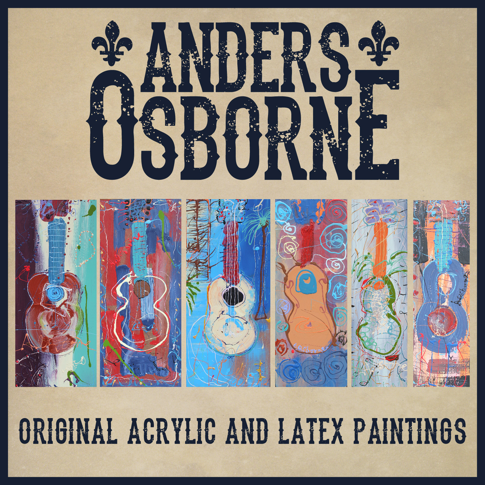 UPDATE: All paintings have sold! Thank to everyone who purchased them. Will hopefully have more up for sale soon!   Anders has decided to put 6 more of his original paintings up for sale! These one of a kind pieces of art are made with acrylic and latex paint on reclaimed wood from around New Orleans. Last time he sold paintings they were all gone in less than a day.   Go  here  for more details and purchasing information.