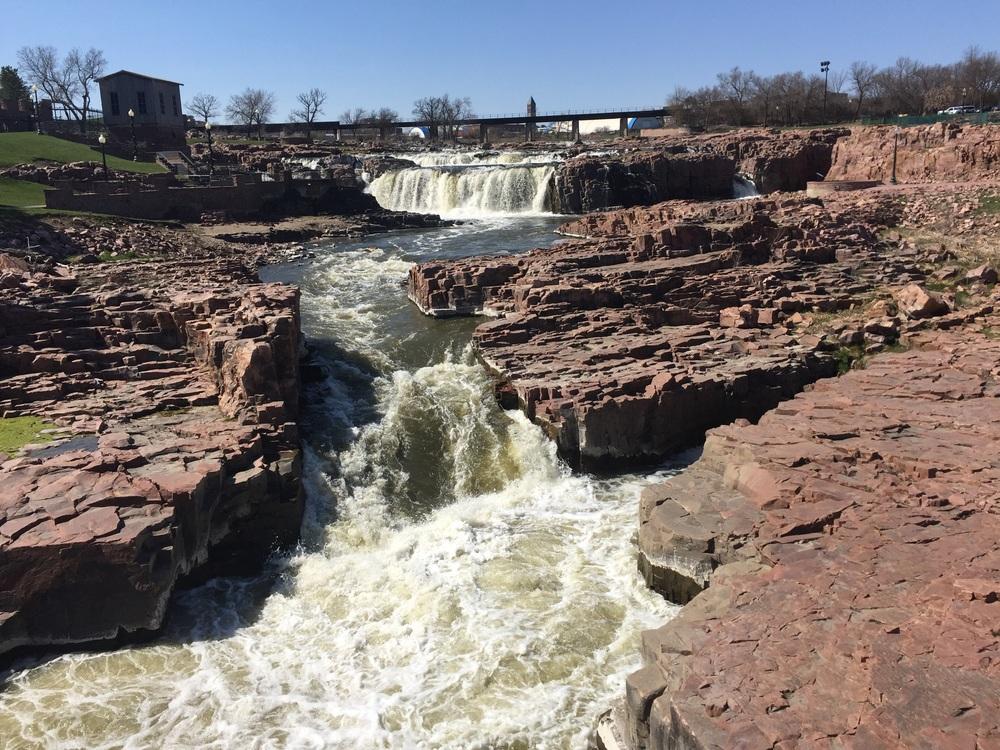 Sioux River Falls