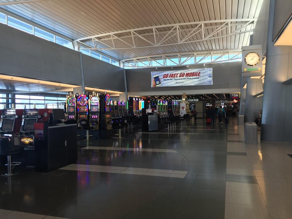 McCarran airport