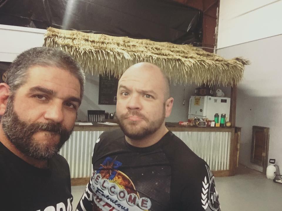Casey Halstead and Brandon Mccaghren