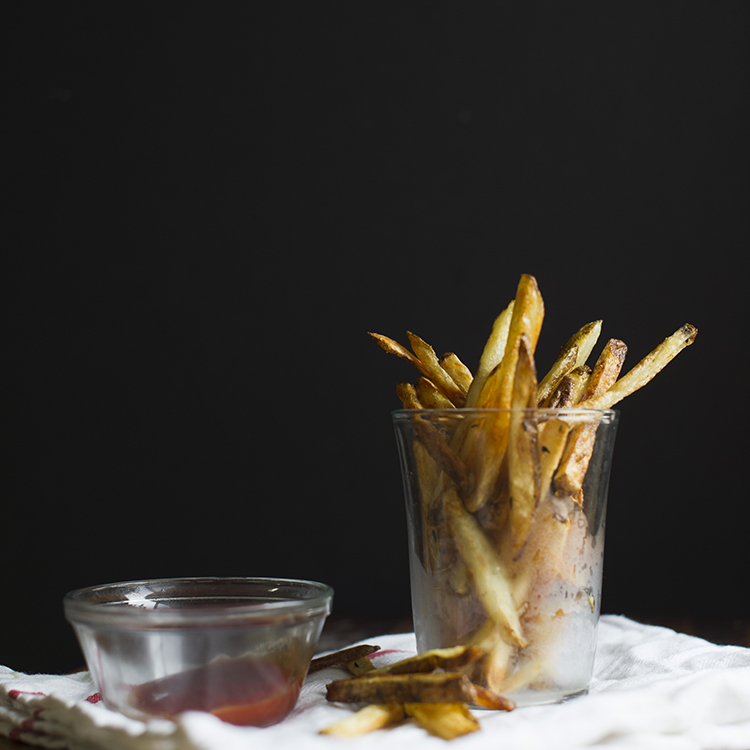 Baked Fries That Don't Suck