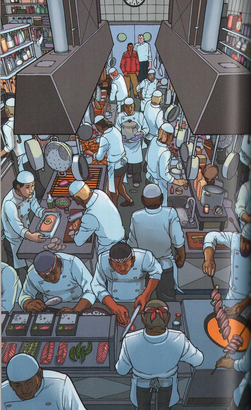 Life in a Restaurant, Week 12: Kitchen Nightmares — {Kitchenthology}
