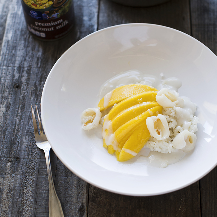 Easier Mango Sticky Rice