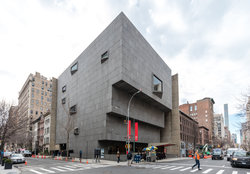 The Met Breuer Museum, New York City © Max Touhey