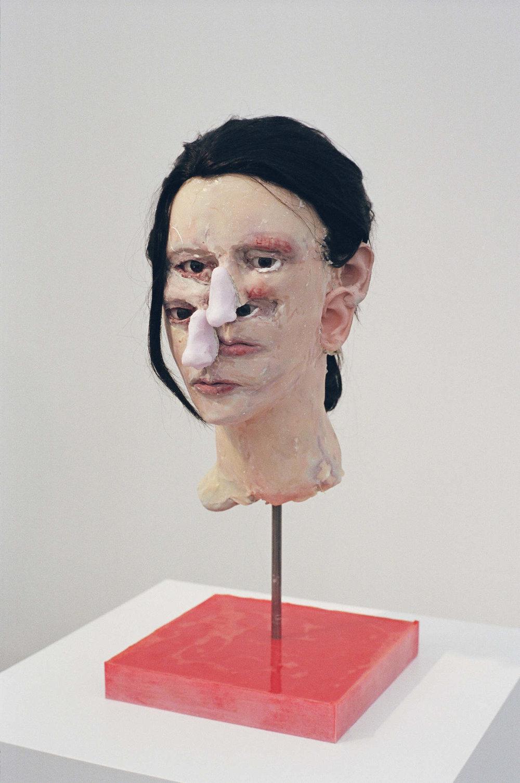 David Altmejd Struck, 2017 Xavier Hufkens Gallery