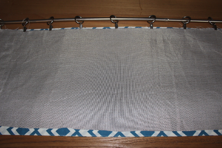 Msb Table Runner Into Window Valance Amp Throw Pillow
