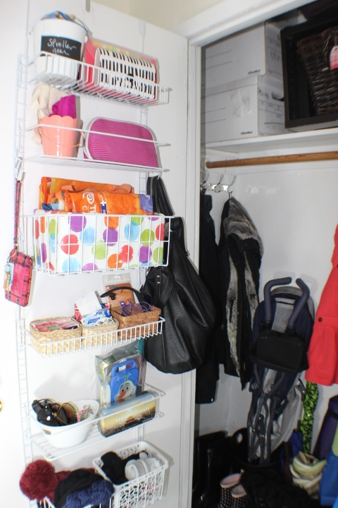 Free Spring Cleaning Closet Series Entryway Closet U Once Uamp Future Home  With.