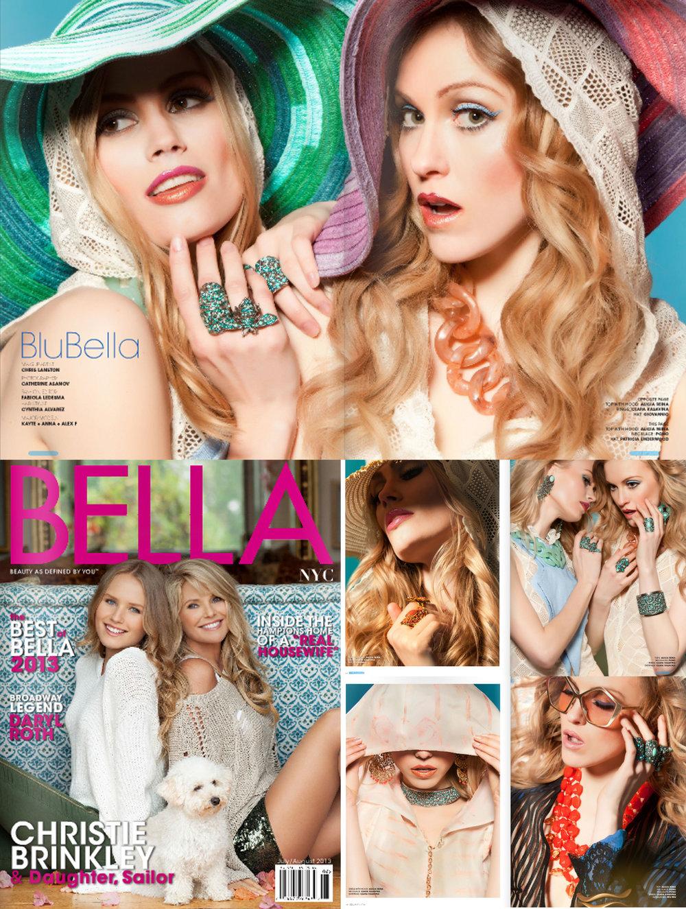 Bella - Blu BellaJune 2013
