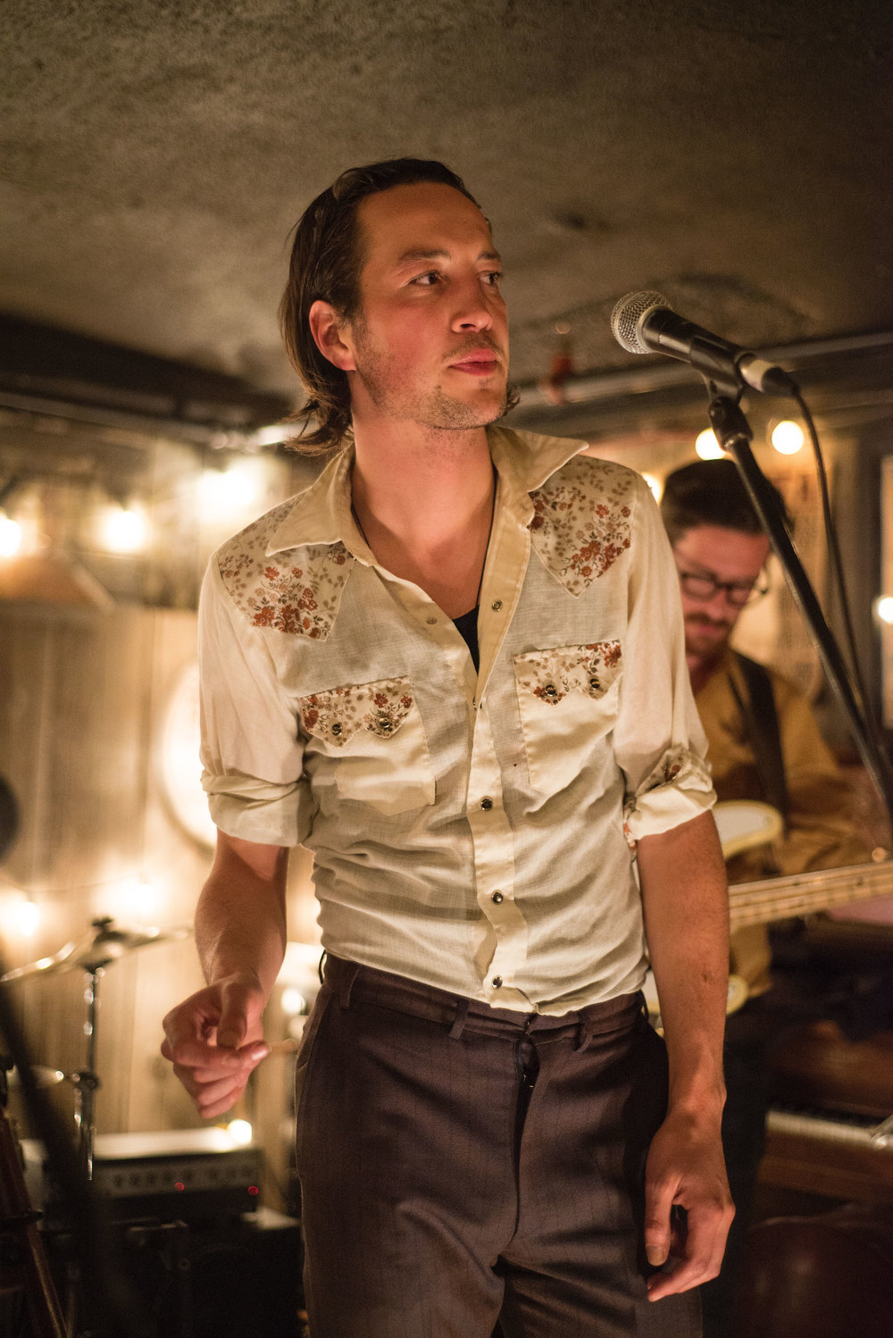 Marlon Williams, The Dakota Tavern, 2016