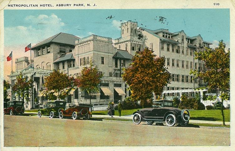 Postmarked April 12, 1925
