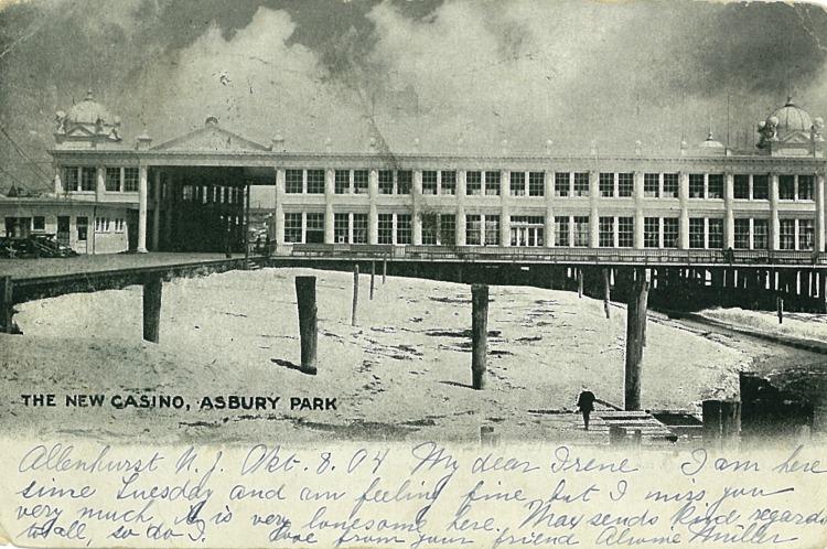 Postmarked October 10, 1904