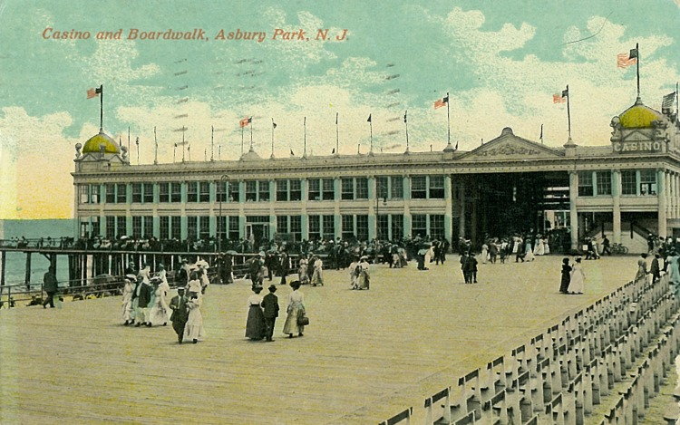Postmarked November 5, 1913