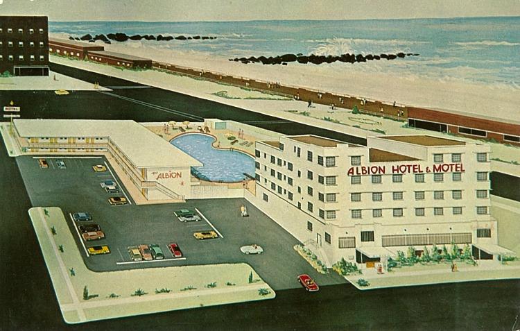Albion Hotel & Motel