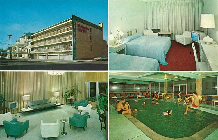 Metropolitan Hotel and Motel