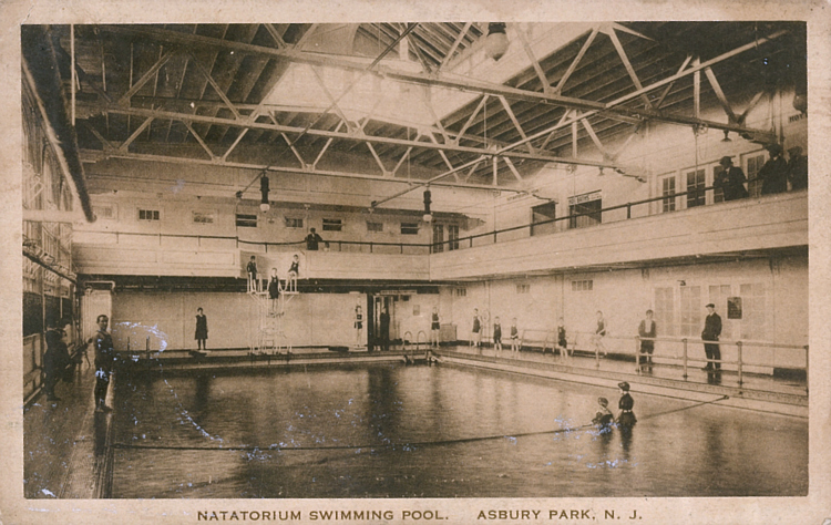 Natatorium Interior