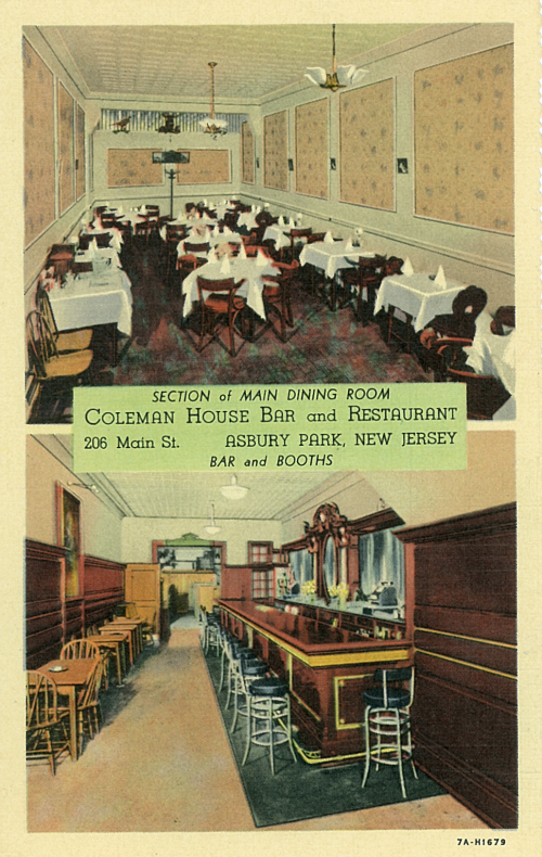 Coleman House Bar and Restaurant
