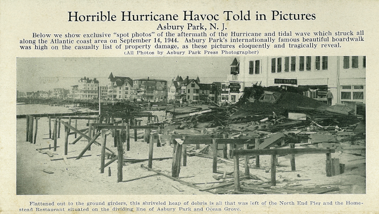 The Hurricane of 1944