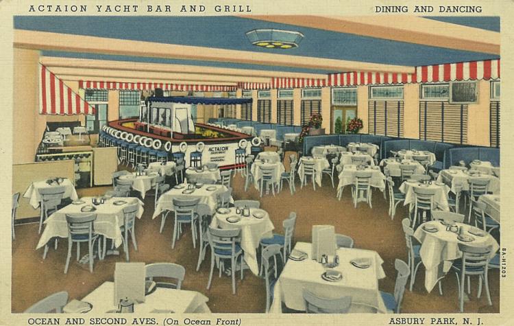 Restaurants Asbury Park Nj Vintage Asbury Park