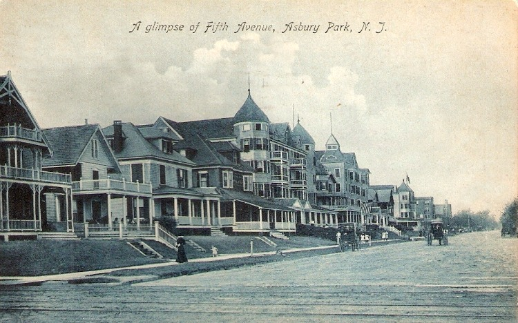 Fifth Avenue, Asbury Park