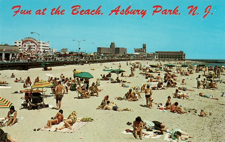 The Boardwalk, Asbury Park