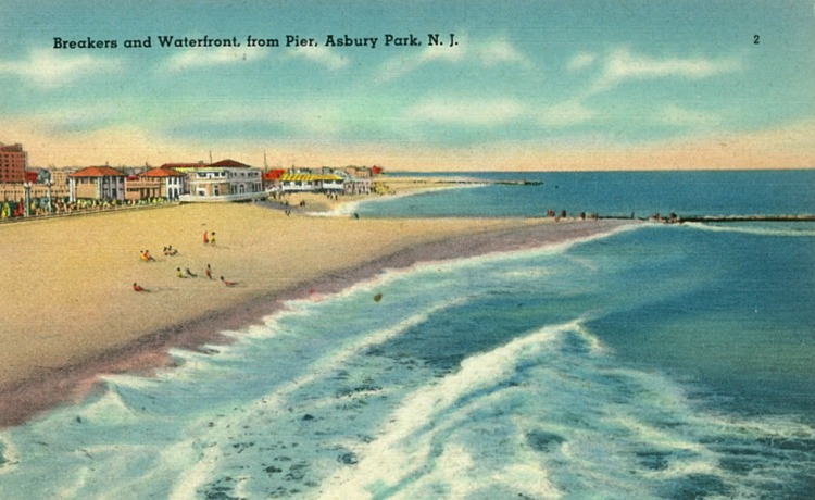 The Beach, Asbury Park