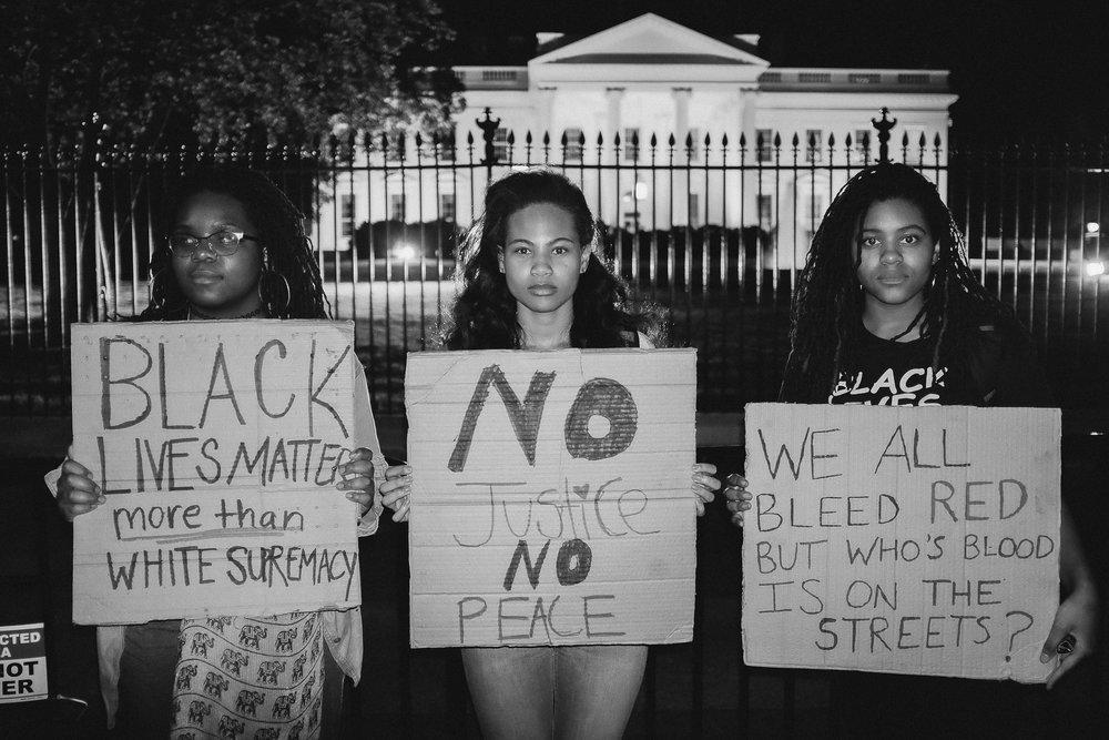 BLM Protestors