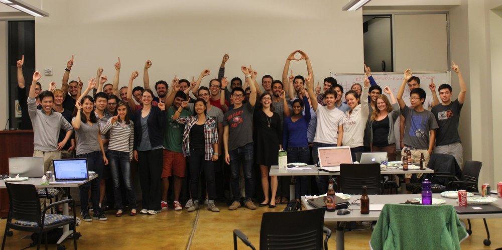 2015 BERC Hackathon Participants