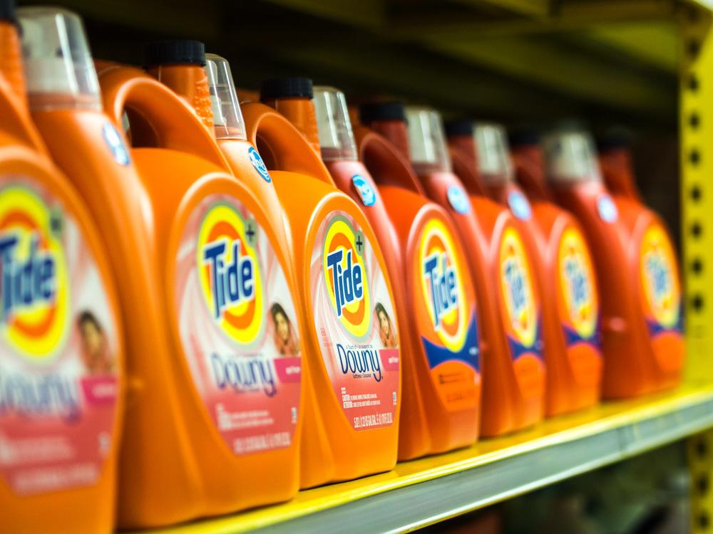 Detergent