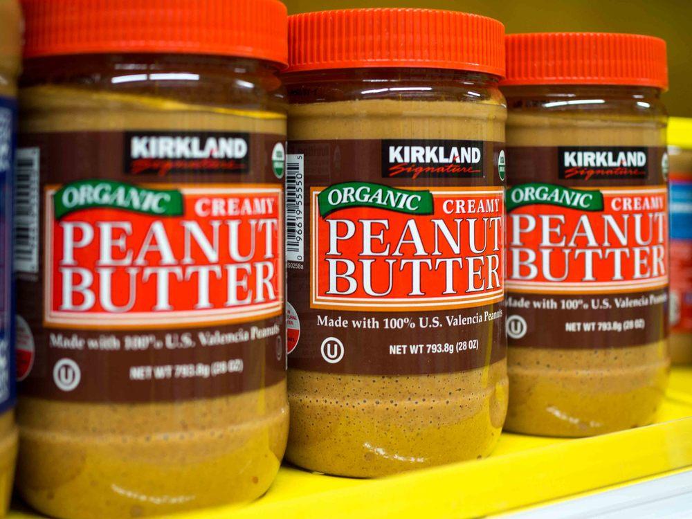 Kirkland Organic Peanut Butter