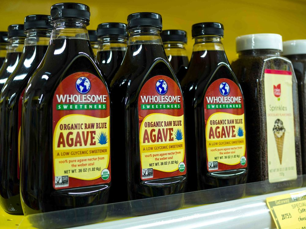 Wholesome Organic Raw Agave Syrup