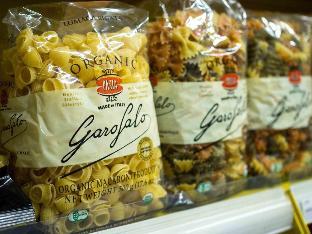 Garofalo Organic Lumaga Rigata