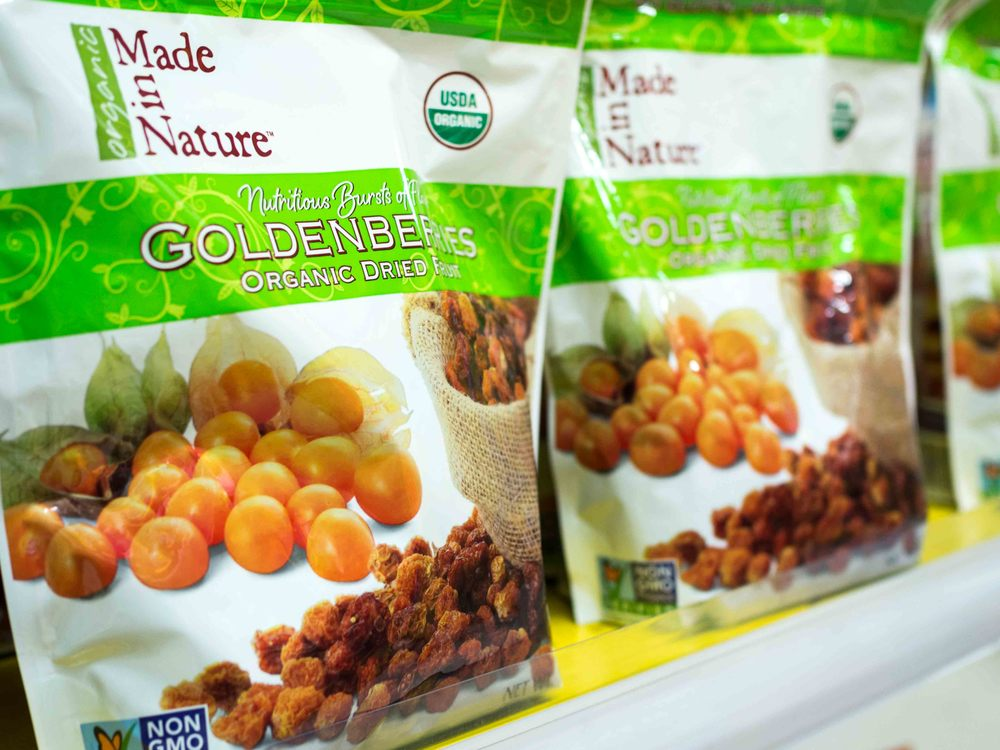 Made In Nature Organic Golden Berries