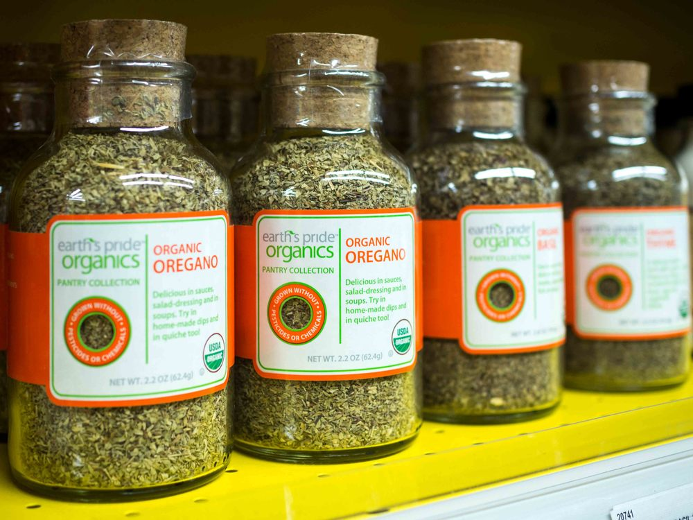 Earth's Pride Organics Organic Oregano