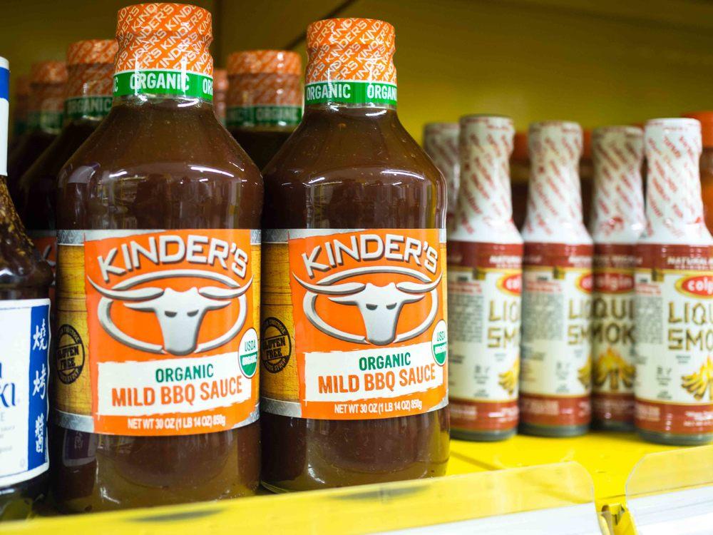 Kinder's Organic Mild BBQ Sauce