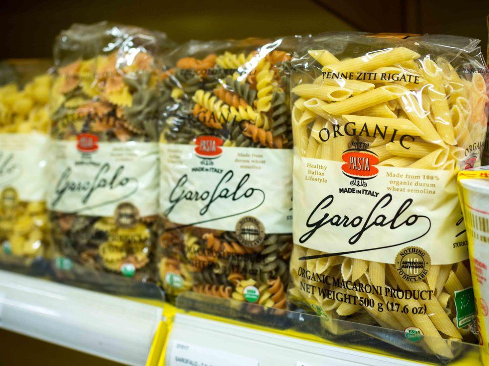 Garofalo Organic Penn Ziti Rigate