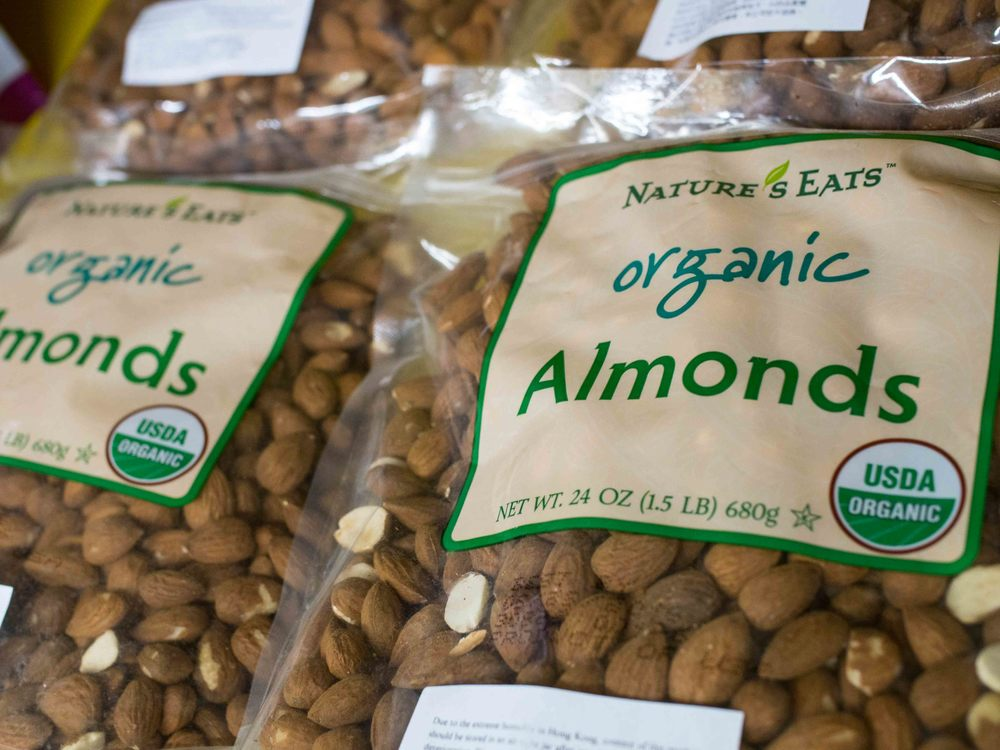 Nature's Eats Organic Almond