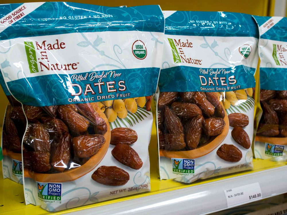 Made in Nature Dates