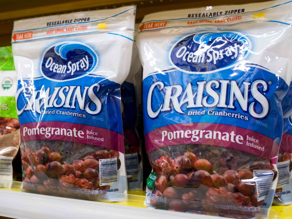 Ocean Spray Craisons Pomegranate