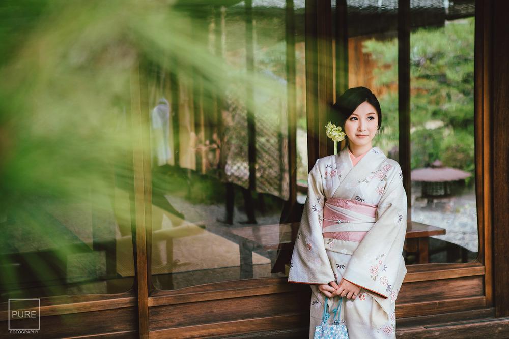 京都海外婚紗 和服寫真