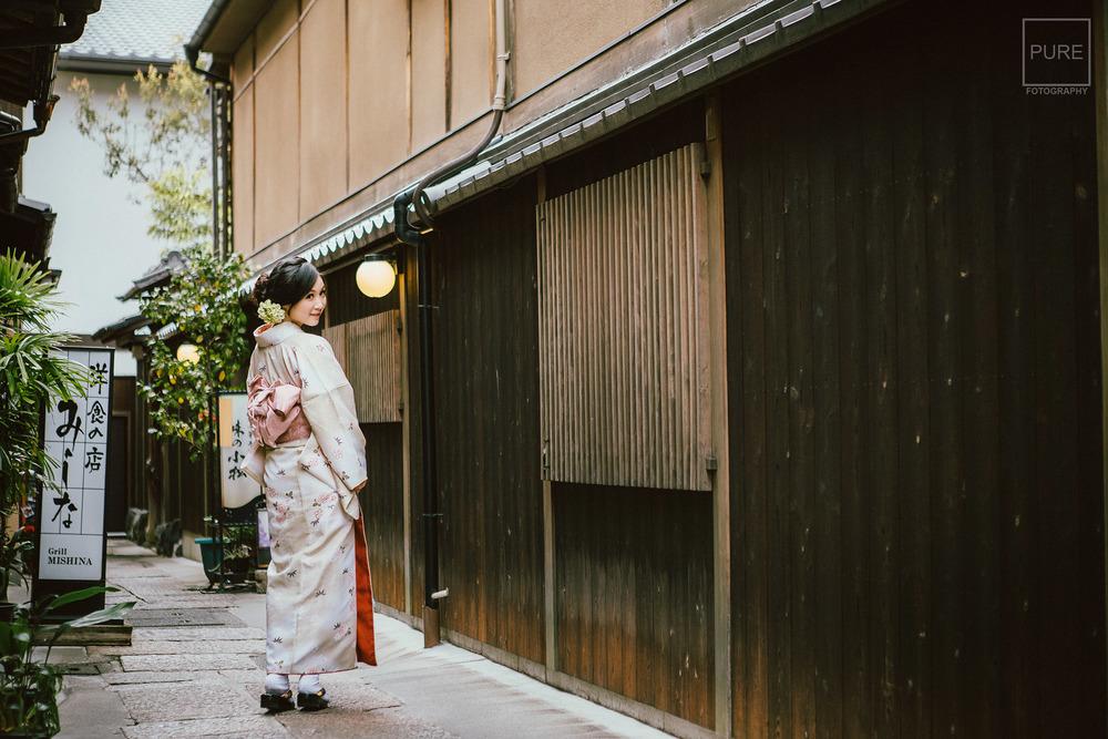 京都婚紗 日本 海外婚紗 寧寧之道 婚紗工作室