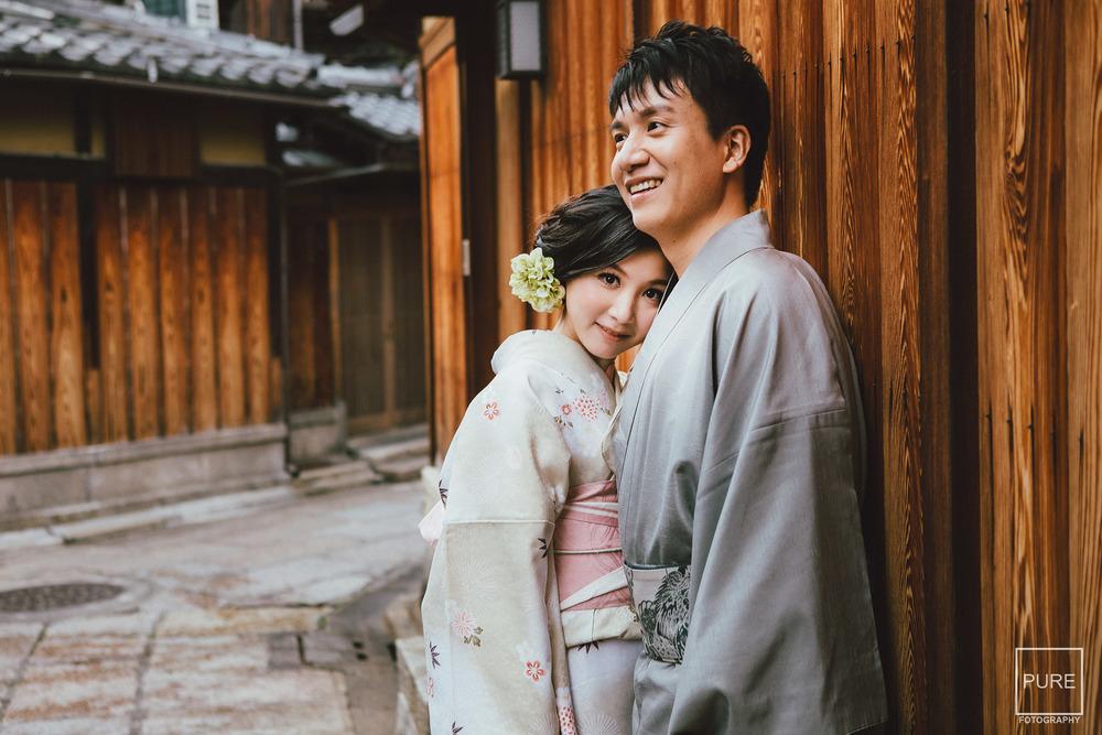 寧寧之道 京都紅葉 京都櫻花 京都婚紗 京都和服寫真